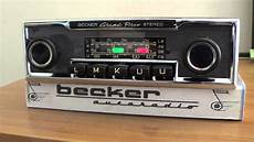 Radio Becker Grand Prix Stereo Mercedes W115