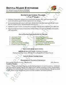 6 elementary teaching resumes penn working papers
