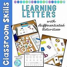 letter discrimination worksheets 23059 letter recognition visual discrimination writing and sounds tpt