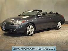 security system 2007 toyota camry solara on board diagnostic system 2007 toyota camry solara convertible sle for sale in lakewood new jersey classified