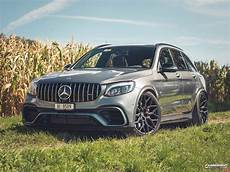 mercedes glc tuning tuning mercedes glc 63 amg front and side