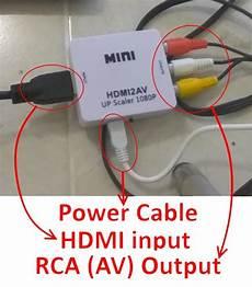 Harga Kabel Rca Untuk Ps2 hdmi to rca av converter gadoga