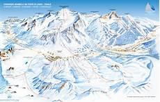 passo tonale pistekort se kort pister og skilifter