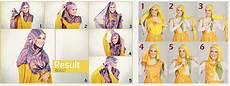 Tutorial Cara Memakai Trend Model Jilbab Elzatta Segi