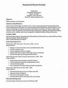 resume summary administrative assistant administrative