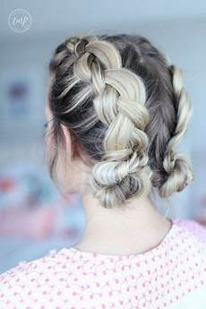 loose braided double buns pictures photos and images for facebook tumblr pinterest and twitter