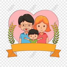 Happy Family Vector At Vectorified Collection Of