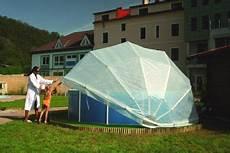 dome pour piscine hors sol abri 233 conomique pour piscine hors sol outdooring abri