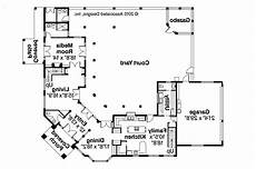 spanish house plans with inner courtyard spanish mediterranean house plans two story courtyard