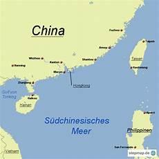 Stepmap S 252 Dchinesisches Meer Landkarte F 252 R Asien