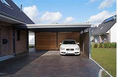 Doppelcarport Moderner Stil Doppelcarport Carport Und