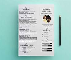 graphic design resume behance graphic designer resume template on behance