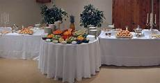 wedding reception food table setups brief description of weddings by j and j catering