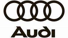 audi emblem schwarz audi logo zeichen auto geschichte