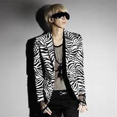 fashion 2017 new culture new nightclub men s zebra