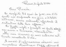 lettere commoventi d 91enne da roma scrive una commovente lettera al liceo