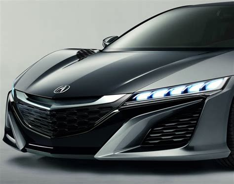 Acura Nsx Car Wallpapers