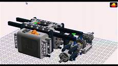 Lego Technic Lifting R Building 1 Chassis