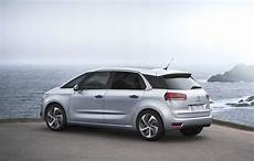 2013 Citroen C4 Picasso Officially Revealed