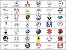 Car Companies Logos  With Names
