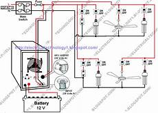 Automatic Ups System Wiring Diagram In Of Some Items