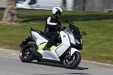 scooter electrique 125 bmw bmw c evolution le scooter 233 lectrique 224 l essai photos