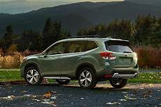 2019 subaru vehicles 2019 subaru forester look ready for the cr v and