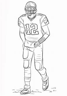 nfl sports coloring pages 17791 free printable football coloring pages for best coloring pages for