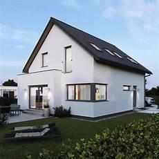 Einfamilienhaus Passivhaus Wahrt modernes einfamilienhaus elk haus 135 elk fertighaus