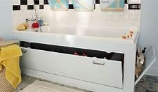 fabriquer un tablier de baignoire avec rangements int 233 gr 233 s