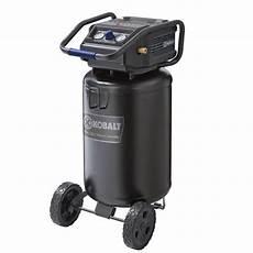 shop kobalt 20 gallon portable electric vertical air compressor at lowesforpros com