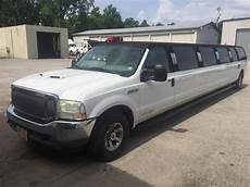 ford limousine used 2004 ford excursion for sale ws 10555 we sell limos