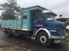 camion mercedez 1114 con acoplado mercado vial argentina