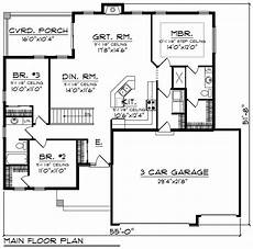 dreamhomesource com house plans contemporary style house plan 3 beds 2 baths 1501 sq ft