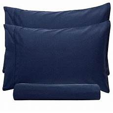 flannelette fitted sheet navy target australia