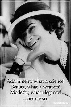 14 Coco Chanel Quotes Every Should Live By