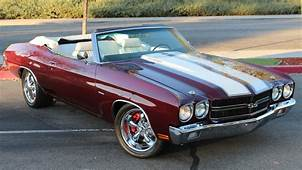 American Muscle Cars… Pro Touring 1970 Chevrolet &187 USA