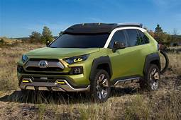 Toyota FT AC SUV Launched At The LA Motor Show  Auto Express
