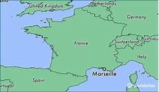 Where Is Marseille Marseille Provence Alpes