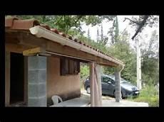 r 233 alisation et construction d une terrasse couverte
