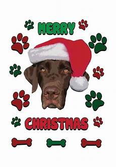 quot merry christmas labrador quot by challengergirl9 redbubble