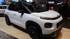 Citroen C3 Aircross 2019 - 2019 citroen c3 aircross suv origins exterior and