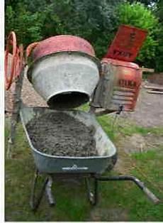 Beton Gießen Mischung - mischungsverh 228 ltnis beton beton mischen