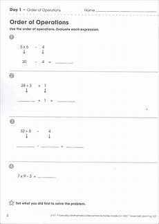 everyday mathematics intervention activities grade 5 newmark learning 036499