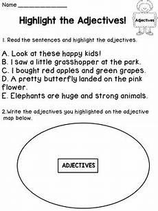 parts of speech worksheets bundle nouns pronouns verbs adjectives adverbs