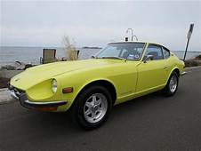 Classic Datsun 240Z For Sale On ClassicCarscom  12 Available
