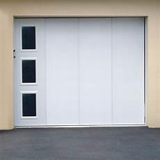 Porte De Garage Séquentielle Porte De Garage Sectionnelle Avec Hublot Motoris 233 E