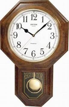 light wood pendulum wall clock rhythm light wood pendulum wall clock model cmj443nr06 price review and buy in kuwait
