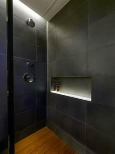 shower niche lighting