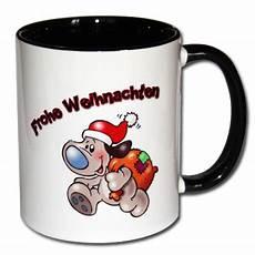 bedruckte tasse mit hund quot bobby quot frohe weihnachten